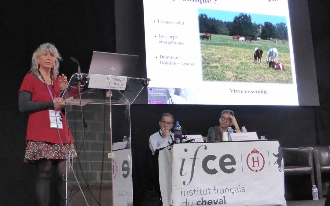Cheval et biodynamique : nouvelle validation scientifique à Saumur